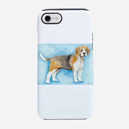 Beagle Iphone 7 Tough Case