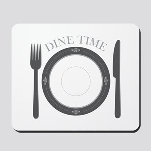 Dine Time Mousepad