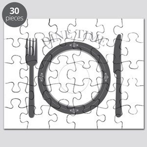 Dine Time Puzzle