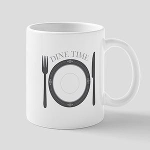 Dine Time Mugs