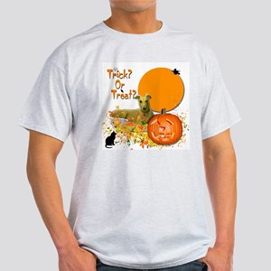 Halloween Greyhound Light T-Shirt