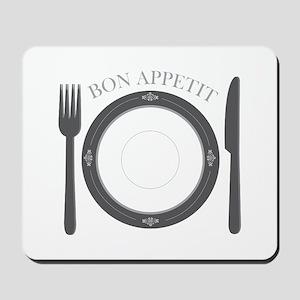 Bon Appetit Mousepad