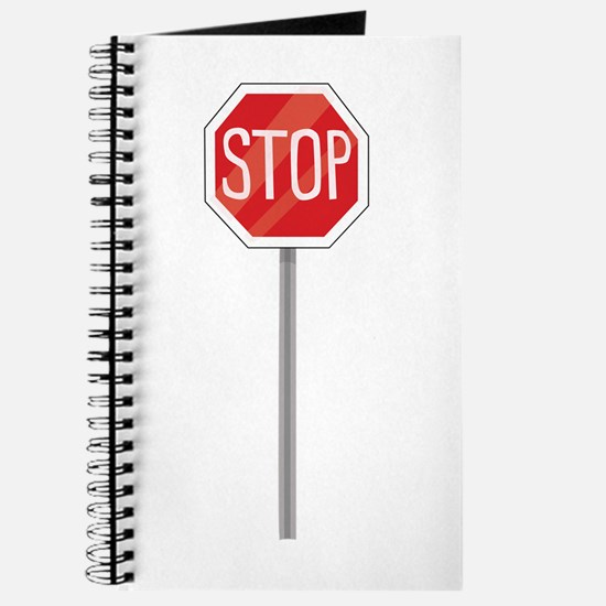Stop Sign Journal