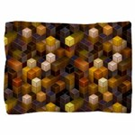 SteamCubism - Brass Pillow Sham
