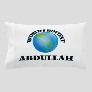 World's Hottest Abdullah Pillow Case