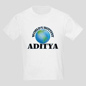 World's Hottest Aditya T-Shirt