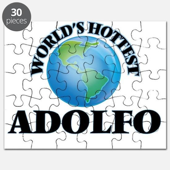 World's Hottest Adolfo Puzzle