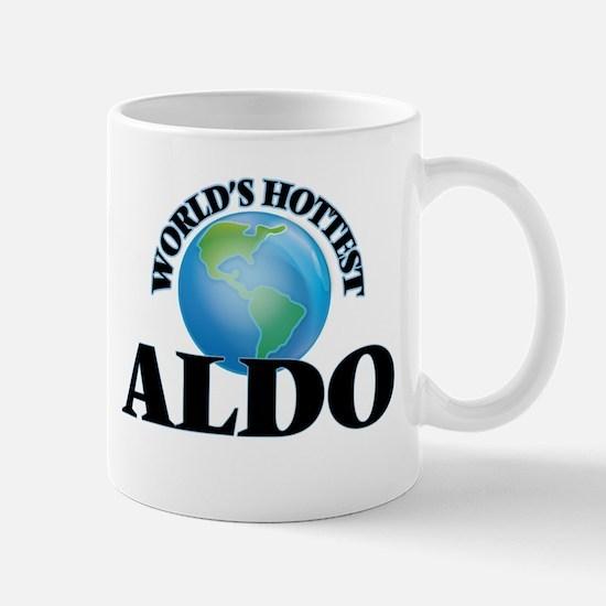 World's Hottest Aldo Mugs