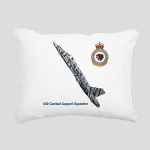 3-439css Rectangular Canvas Pillow