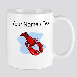 Custom Red Lobster Mugs