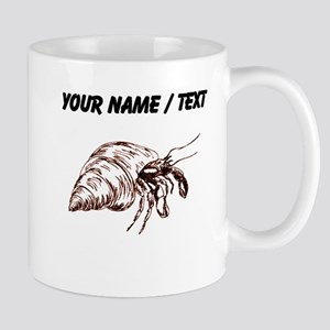 Custom Hermit Crab Mugs