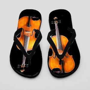 Violas-ViolinsRug Flip Flops