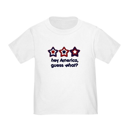 4th of july big brother Toddler T-Shirt