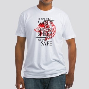 Leave One Wolf Alive And The Sheep Are Nev T-Shirt