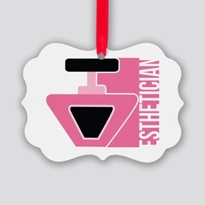 Esthetician Career Job Design Picture Ornament