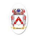 Ghysen 20x12 Oval Wall Decal