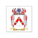 Ghillebaert Square Sticker 3