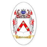 Ghillebaert Sticker (Oval 10 pk)