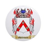 Ghillebaert Ornament (Round)