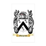 Ghilgliotti Sticker (Rectangle 50 pk)