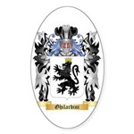 Ghilardini Sticker (Oval 10 pk)