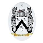 Ghiglino Ornament (Oval)