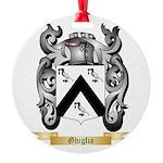 Ghiglia Round Ornament