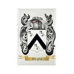 Ghiglia Rectangle Magnet (100 pack)