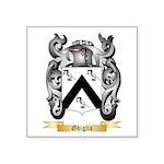 Ghiglia Square Sticker 3