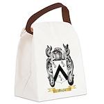 Ghiglia Canvas Lunch Bag