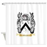 Ghiglia Shower Curtain