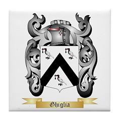 Ghiglia Tile Coaster