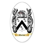 Ghielmi Sticker (Oval)