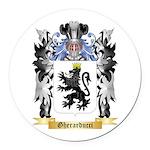 Gherarducci Round Car Magnet