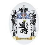 Gherarducci Ornament (Oval)
