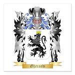 Gherardi Square Car Magnet 3