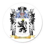 Gherardi Round Car Magnet