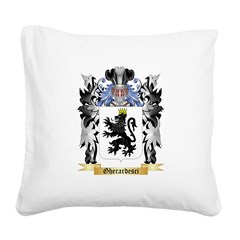 Gherardesci Square Canvas Pillow