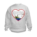 The Very First 6 Days Sweatshirt
