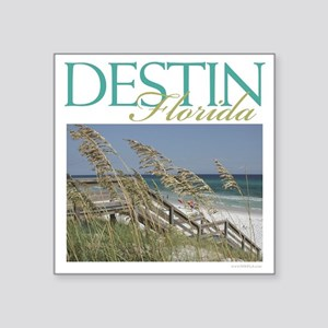 Destin Beach Access Sticker