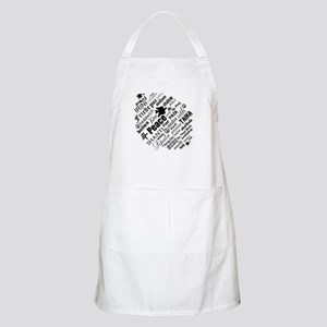 PEACE in different languages Apron