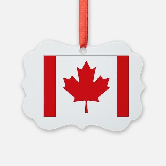 Canada National Flag Ornament