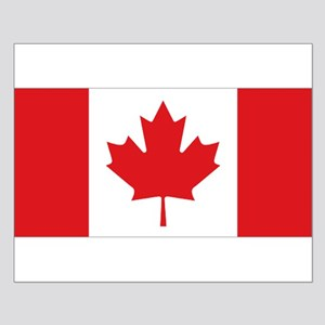 Canada National Flag Small Poster