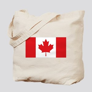 Canada National Flag Tote Bag
