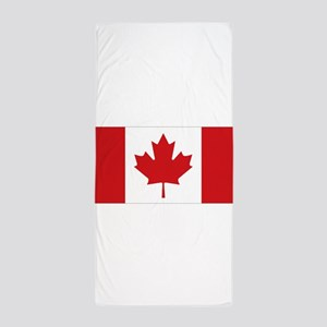 Canada National Flag Beach Towel