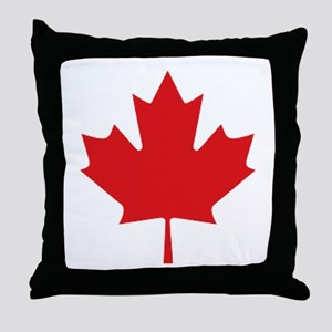Canada National Flag Throw Pillow
