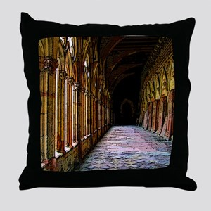 Rights Of Passage Throw Pillow
