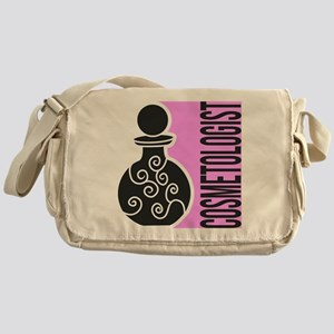 Cosmetologist Makeup Artist Messenger Bag