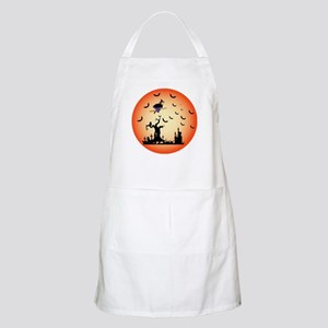 Halloween Party Apron