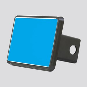 Azure Blue Solid Color Hitch Cover